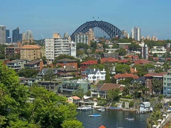 Housesitting assignment in Cremorne Point, New South Wales, Australia