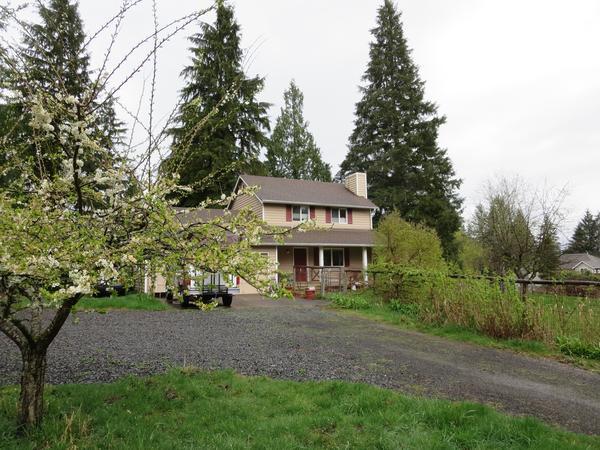 Housesitting assignment in Monroe, Washington, United States