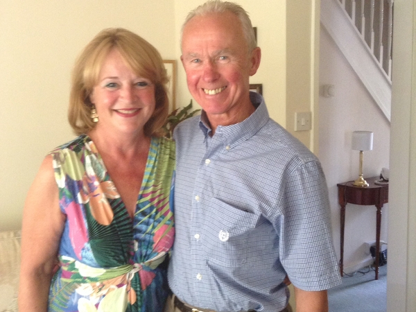 Maureen & Bob from Redditch, United Kingdom