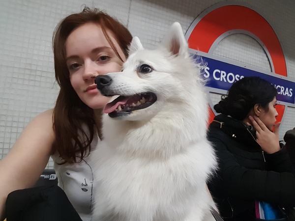 Emily from Glasgow, United Kingdom