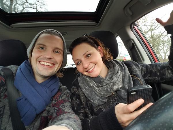 Kansas & Scott from Victoria, British Columbia, Canada