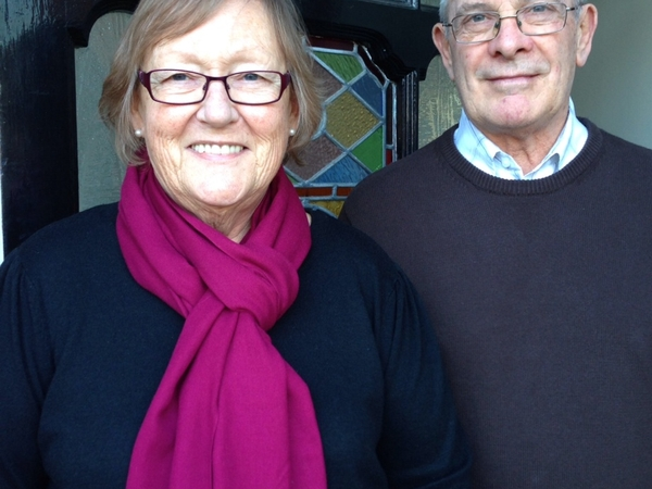 Tony and penny & Tony from Witham, United Kingdom