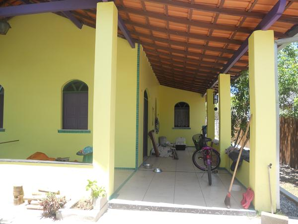 Housesitting assignment in Barra de Caravelas, Brazil
