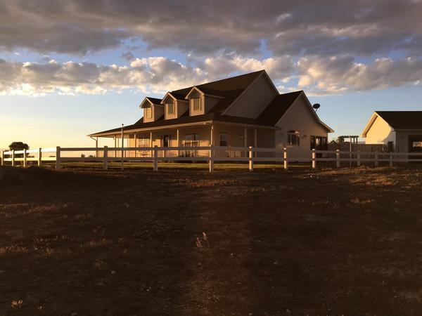 Housesitting assignment in Deaver, Wyoming, United States