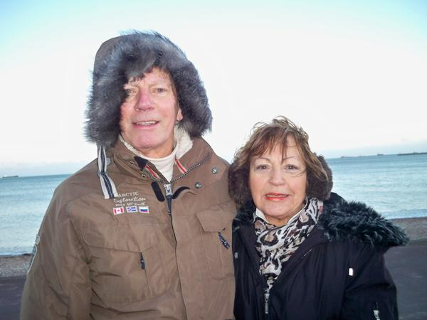 Celia & Jon from Dorchester, United Kingdom