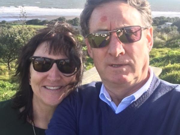 Diane & James from Hamilton, New Zealand