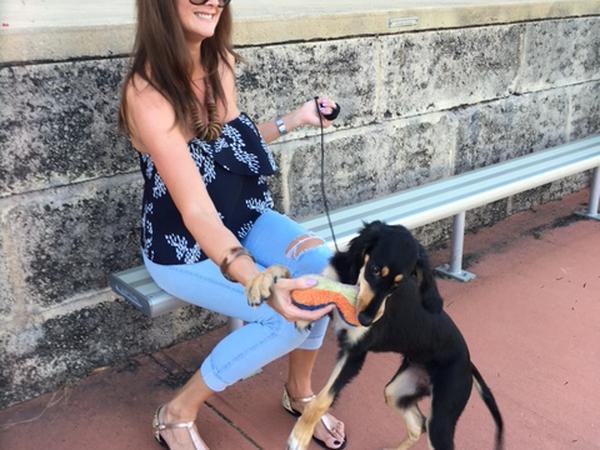 Andrea from Perth, WA, Australia