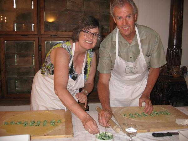 Catherine & Norm from Sherwood Park, Alberta, Canada