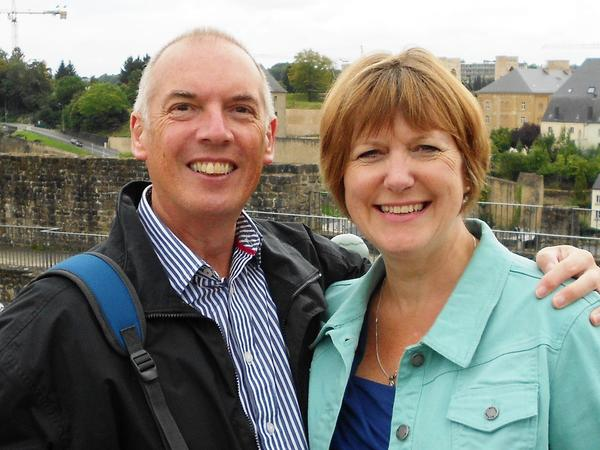Julie & Steve from Winchester, United Kingdom