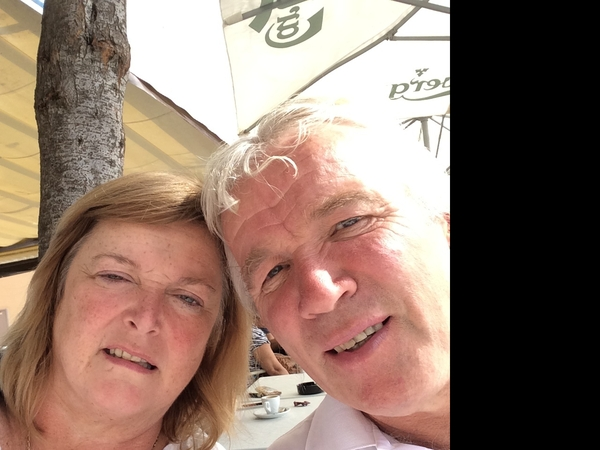 Roberta & Barry  from Pals, Spain