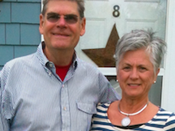 Linda & Pete from Chapel Hill, NC, United States