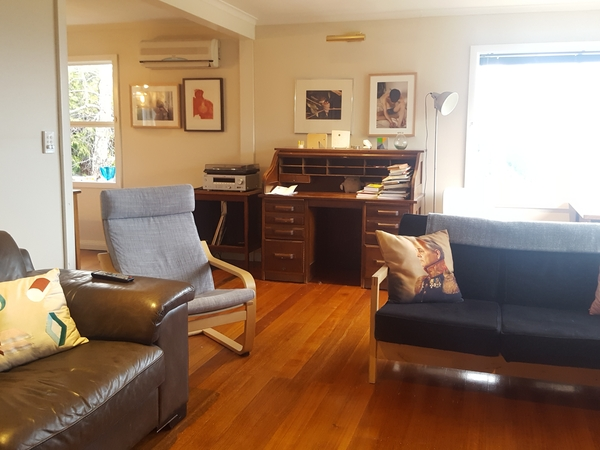 Housesitting assignment in Mount Nelson, Tasmania, Australia
