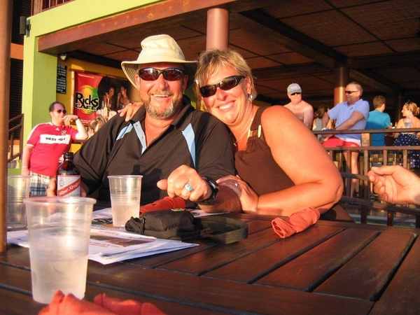 Linda & Roger from Calgary, AB, Canada