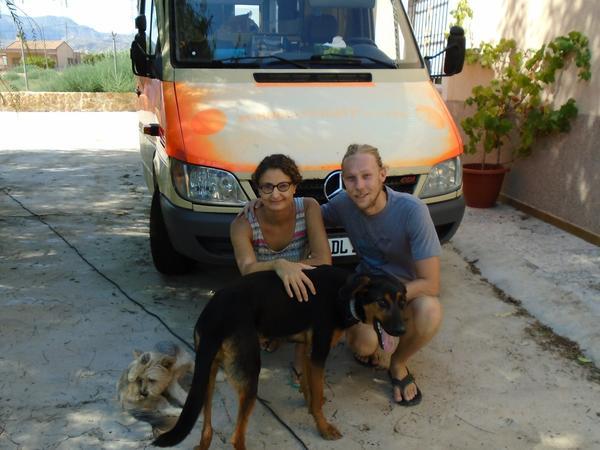 Lars & Daria from Hamburg, Germany