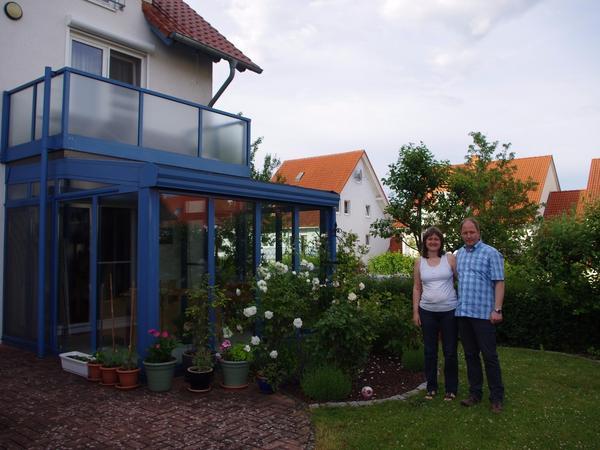 Jörg & Ilka from Kassel, Germany