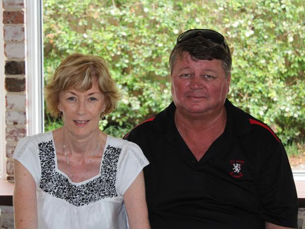 Janelle & Dennis from Townsville, Queensland, Australia