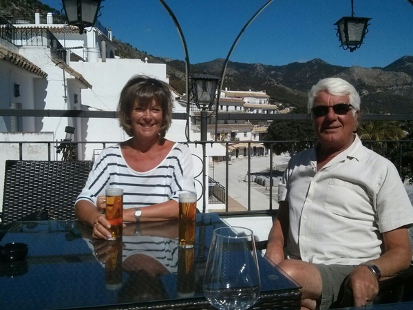 Frances & Keith from Hartlepool, United Kingdom