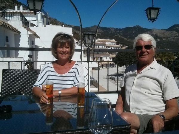 Frances & Keith from Hartlepool, United Kingdom