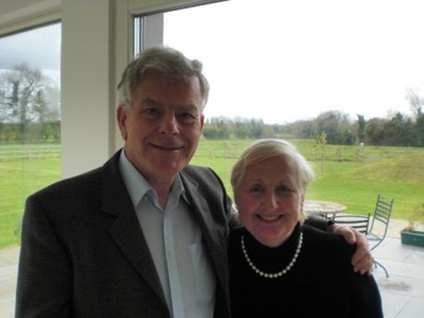 Mary & Michael from Denbury, United Kingdom