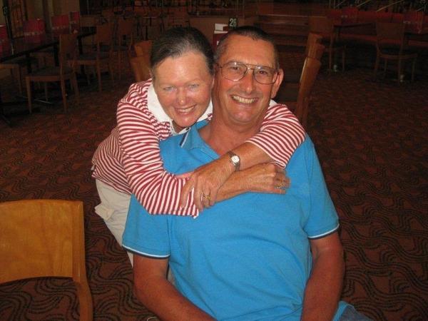 Paul & Margie from Coolum Beach, Queensland, Australia