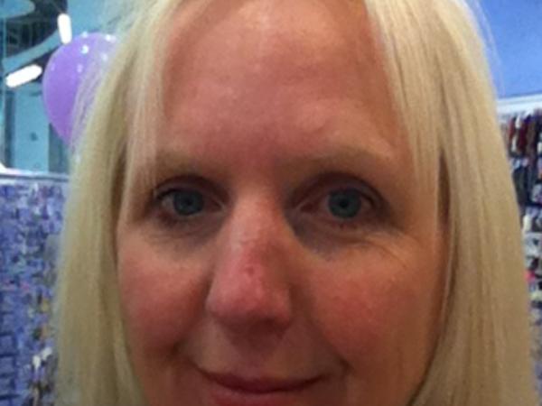 Jill from Dronfield, United Kingdom