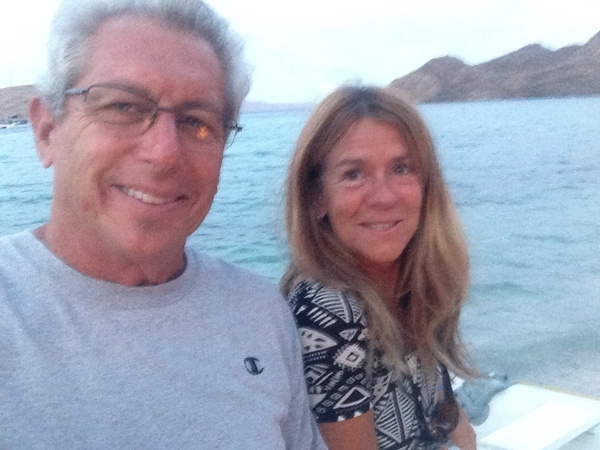 Daniella & Jim from Union, OK, United States