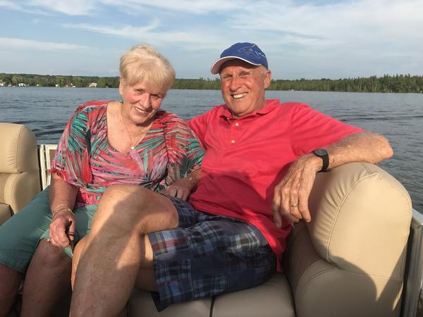 Gloria & Ned from Traverse City, Michigan, United States