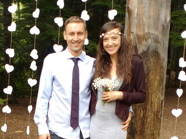 Adam & Bibiana from Whistler, British Columbia, Canada