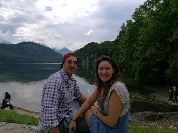 Falk & Silvia from Victoria, British Columbia, Canada