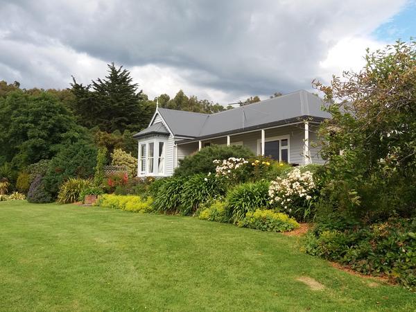 Semi-rural lifestyle block near Dunedin
