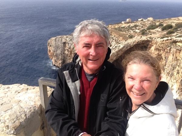 Robyn & Paul from Sydney, NSW, Australia