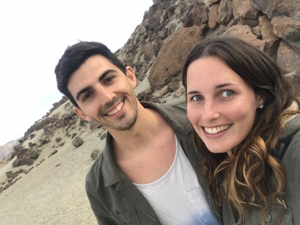 Katrina & Jared from Earlsfield, United Kingdom