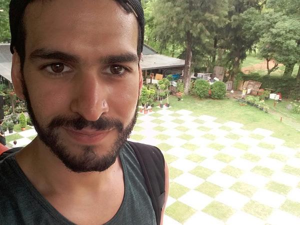 Anibal from Asunción, Paraguay