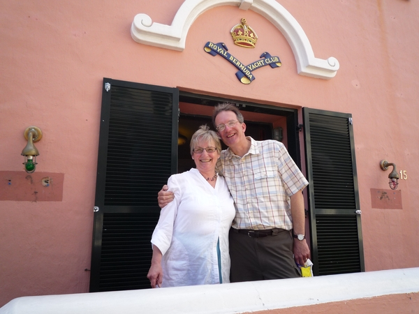 Lynne & Peter from Brockville, ON, Canada