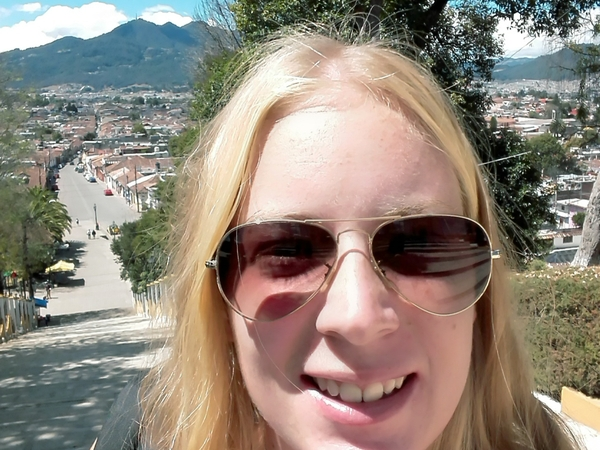 Kristel from Breda, Netherlands