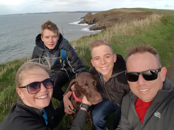 Housesitting assignment in Haverfordwest, United Kingdom