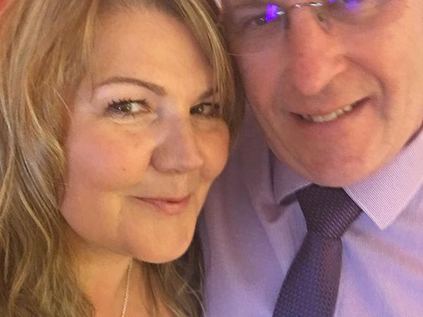 Gillian & Trevor from Durham, United Kingdom