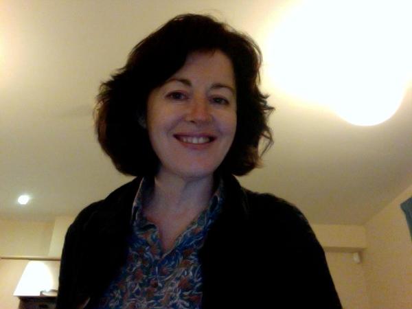 Anne from Cambridge, United Kingdom
