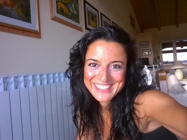 Chiara from Perugia, Italy