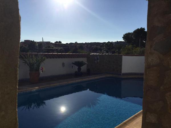 Housesitting assignment in Moraira, Spain