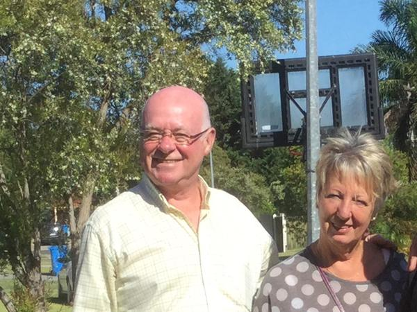 Peter & Linda from Sherborne, United Kingdom