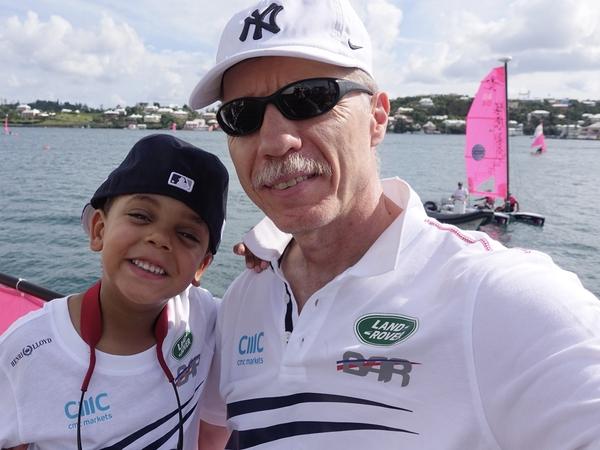 Craig from Hamilton, Bermuda
