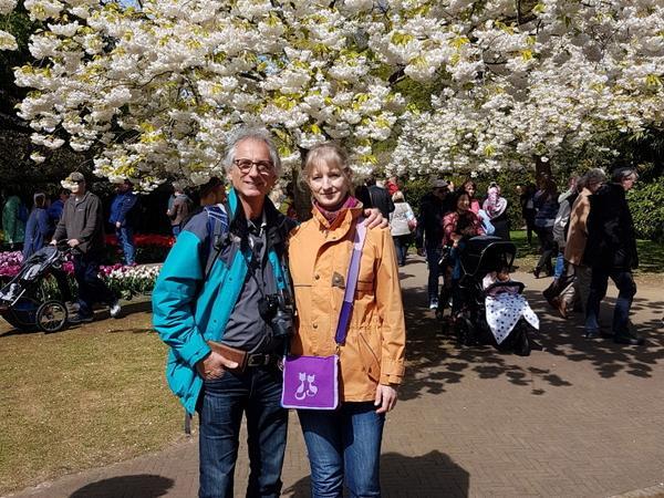 Karen & Christophe from Emsbüren, Germany