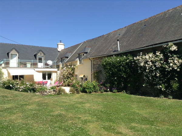 Housesitting assignment in Saint-Vaast-la-Hougue, France
