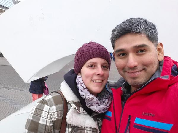 Robert & Nicole from Nürnberg, Germany