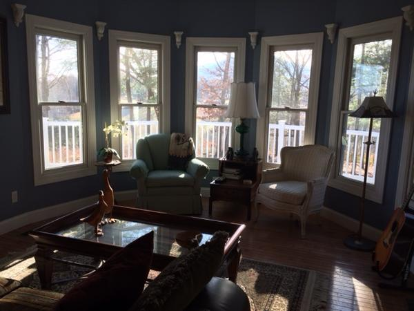 Housesitting assignment in Leicester, NC, United States