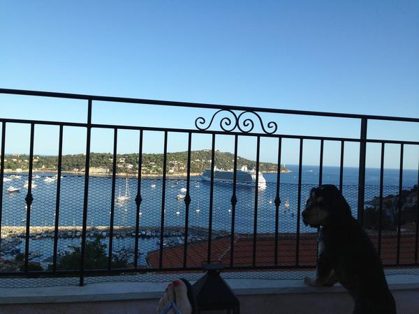 Housesitting assignment in Villefranche-sur-Mer, France