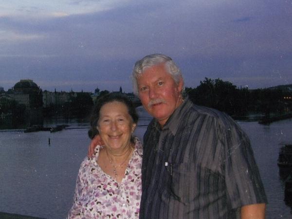 Christine & Geoff from Darwin, NT, Australia