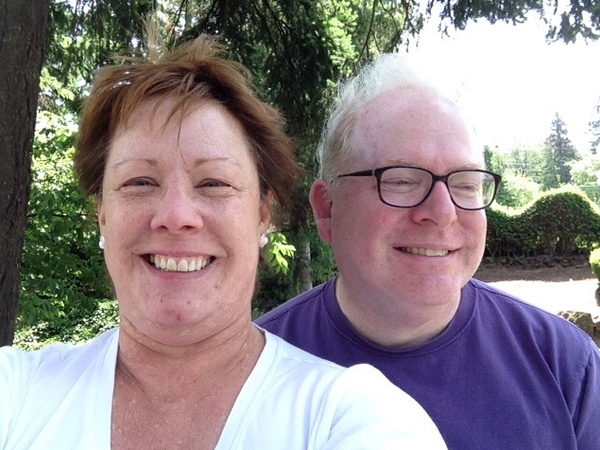 Kathy & Brian from Seattle, Washington, United States