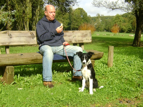 Sue & Pete from Ruffiac, France